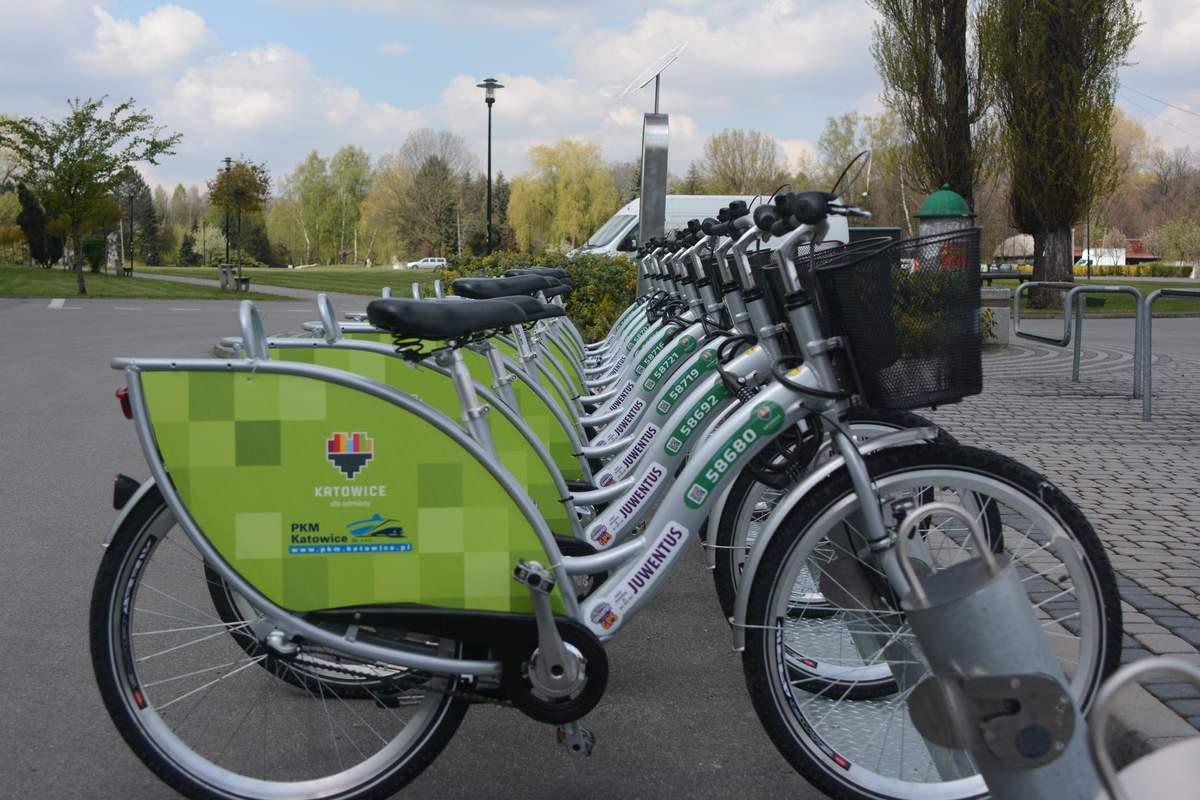 Tysiąc wypożyczeń w dwa dni: Rekordowy weekend City by bike!