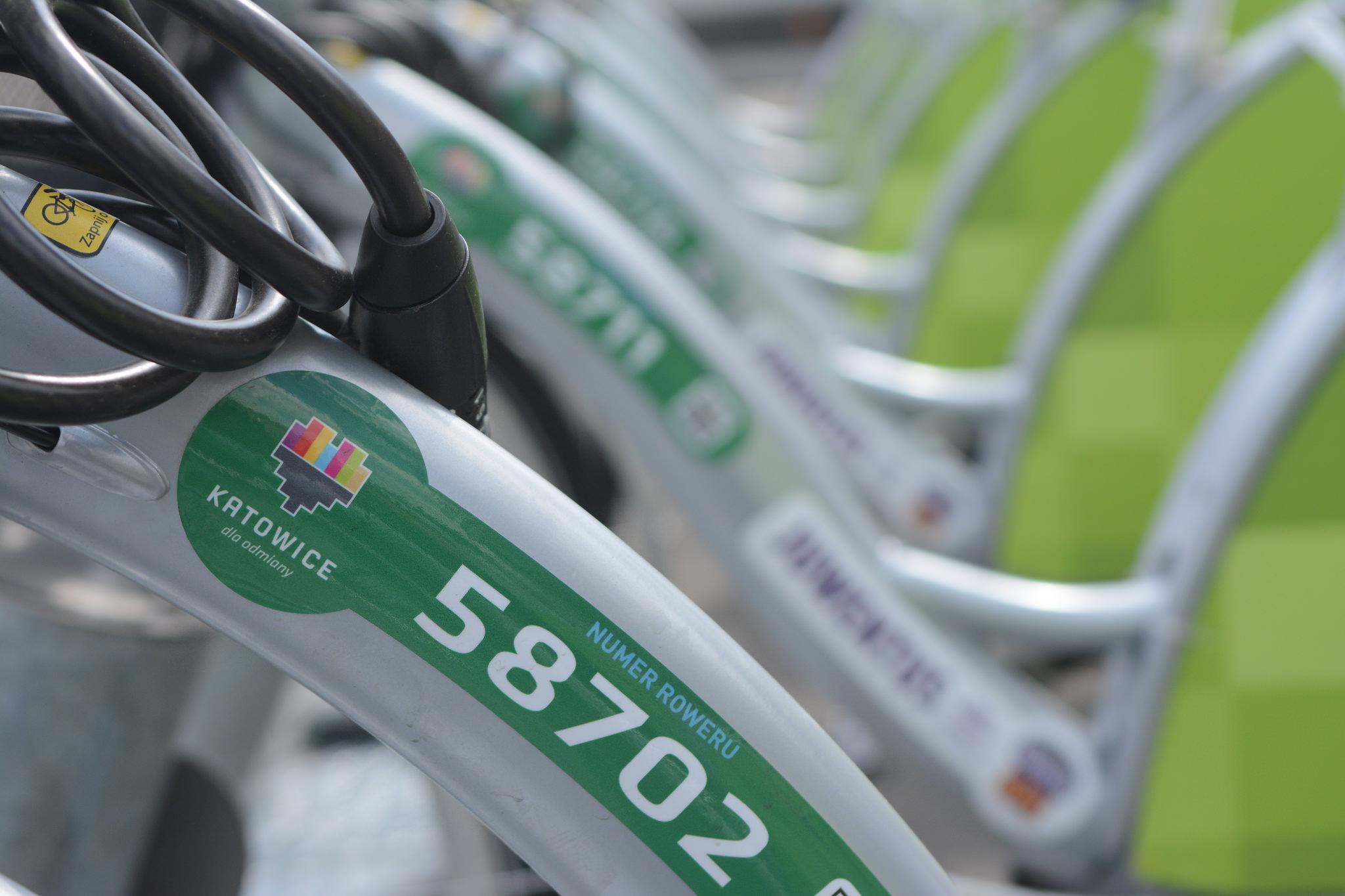 1 kwietnia rusza sezon rowerowy w Katowicach