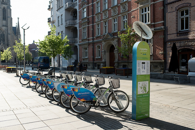Ponad 100 tysięcy wypożyczeń City By Bike