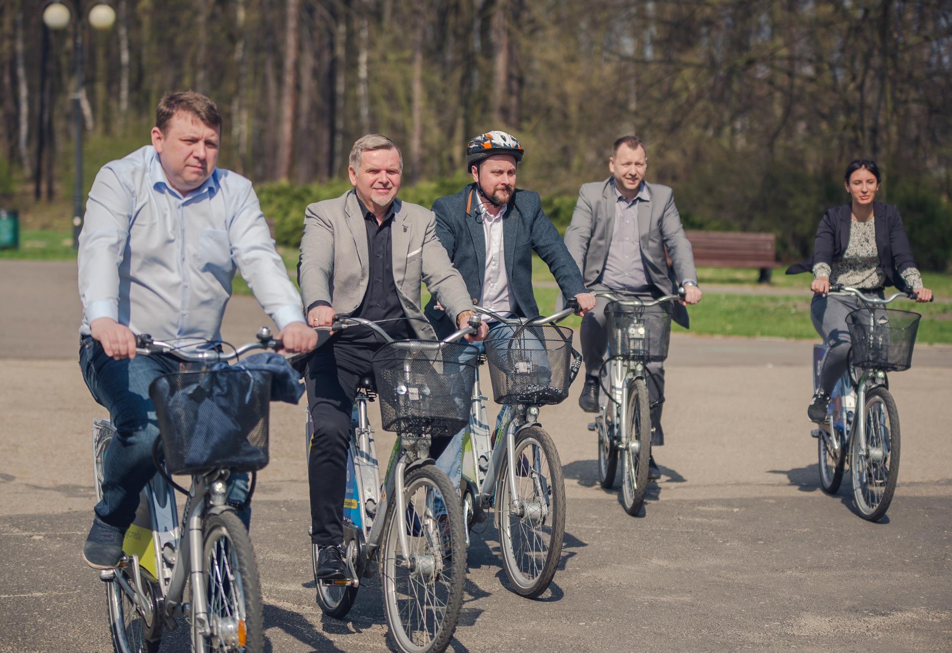 Metropolia zintegrowała wypożyczalnie rowerów miejskich w czterech miastach