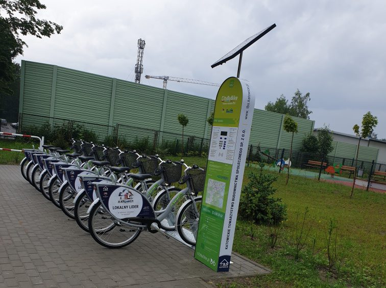 Ruszyła nowa wypożyczalnia w Katowicach: KTBS – Leopolda