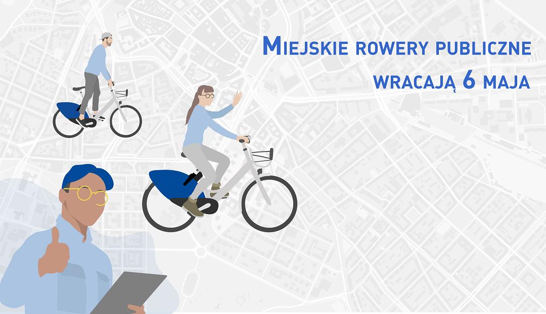 6 maja wraca rower miejski