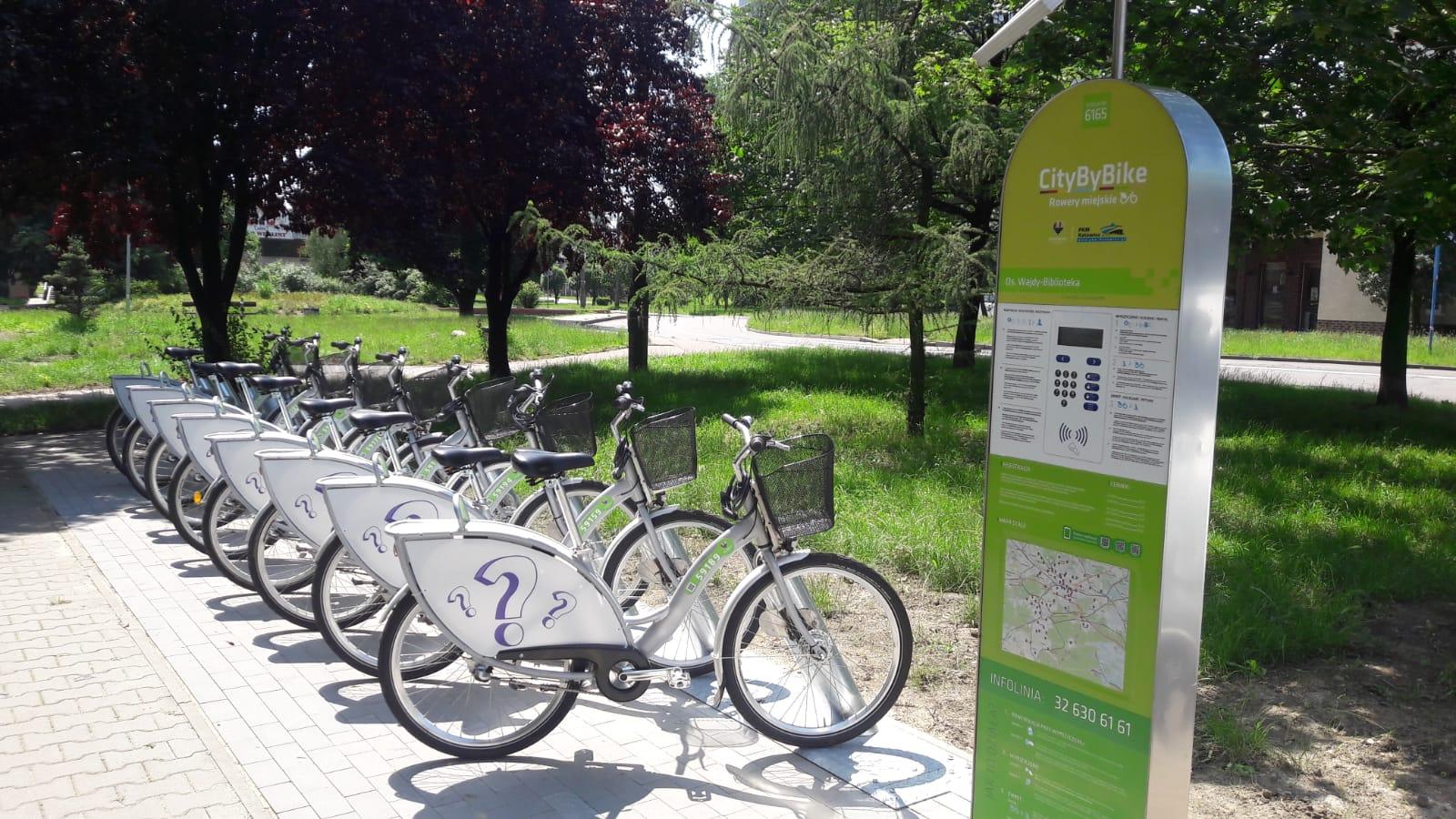 Dzień bez samochodu na City by bike: pierwsza godzina za darmo